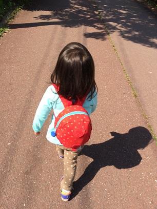 幼稚園 遠足 リュック